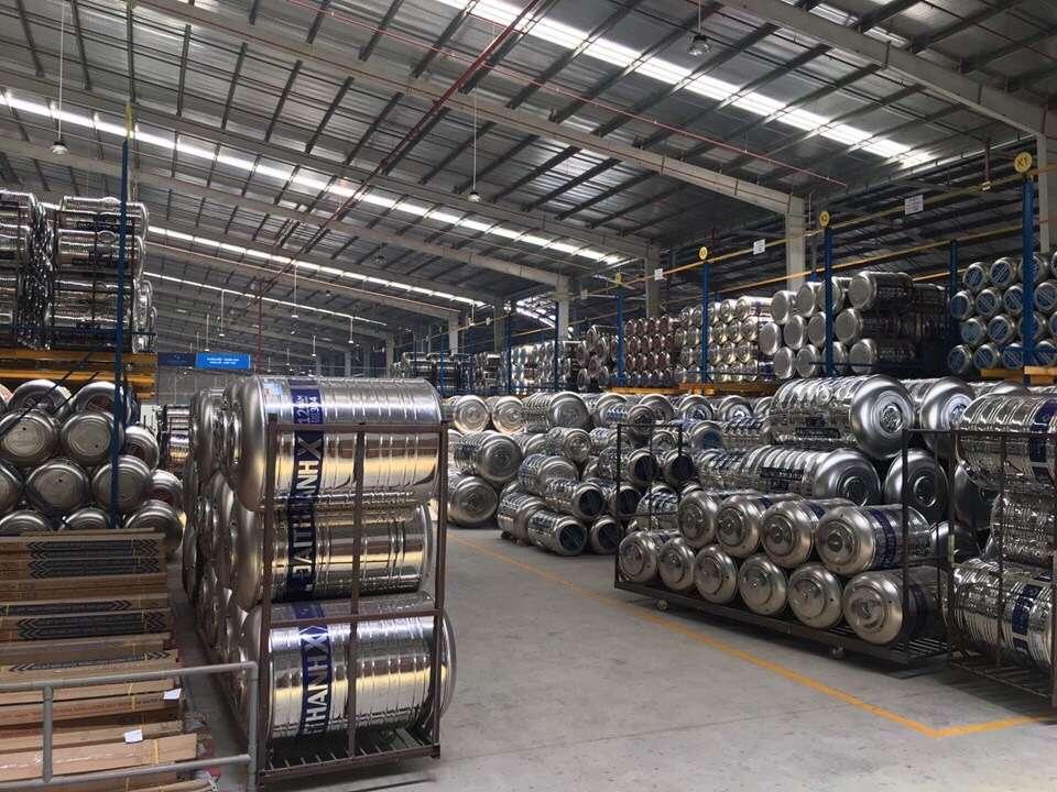 Thông tin về sản phẩm Bồn nước inox Tân Á Đại Thành