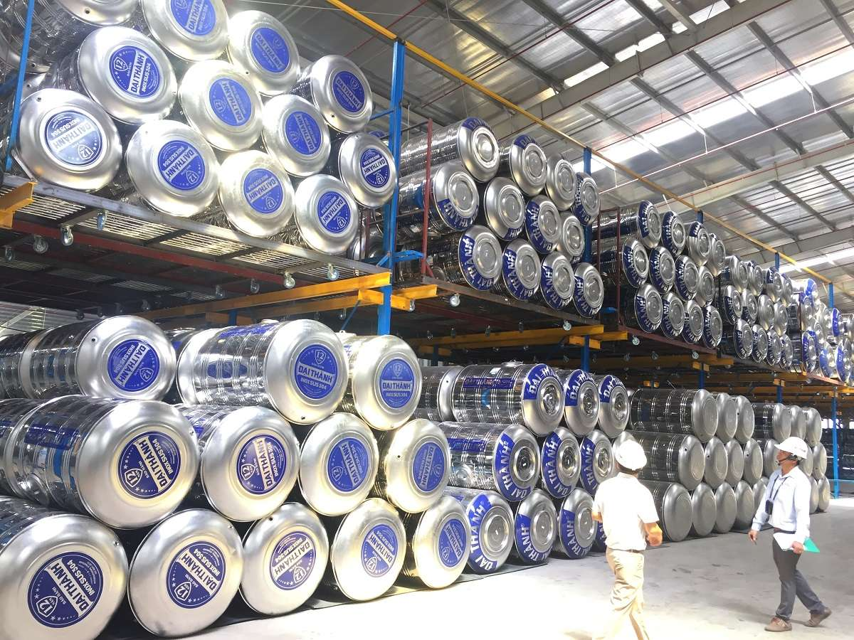 Hệ thống đại lý phân phối bồn nước chính hãng