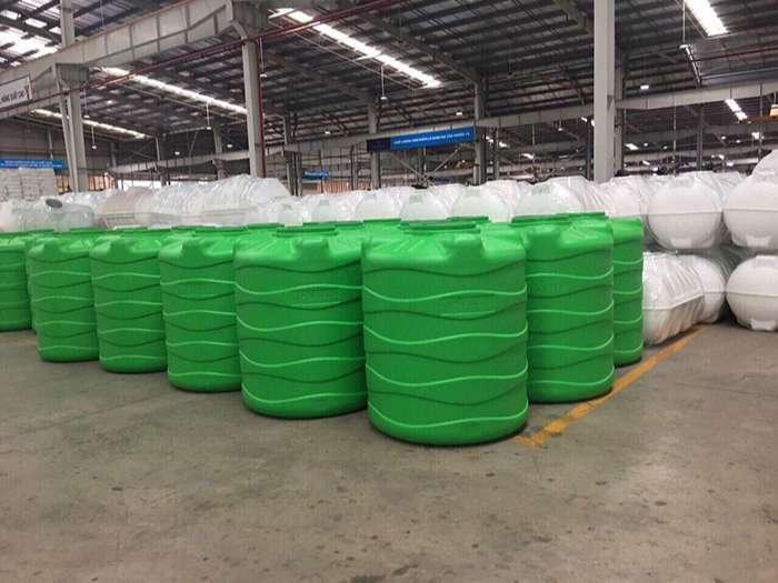 Bồn nước nhựa Đại Thành có tốt không?
